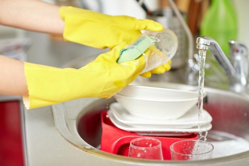 注意6個小細節 用洗碗精洗碗不必害怕