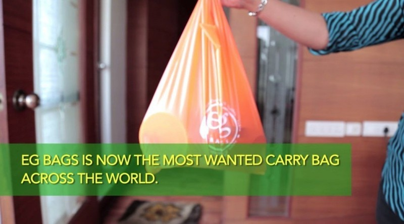 便宜環保的塑膠袋替代品陸續問世!不只可分解還能喝下肚!