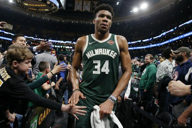 NBA/暴龍比綠衫軍難纏 字母哥:首戰非贏不可