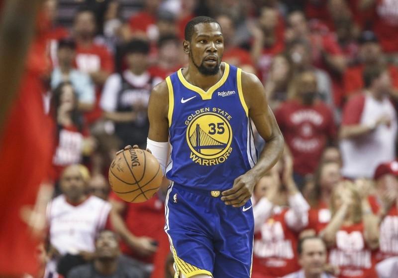 NBA/杜蘭特繼續養傷 格林:不能坐以待斃