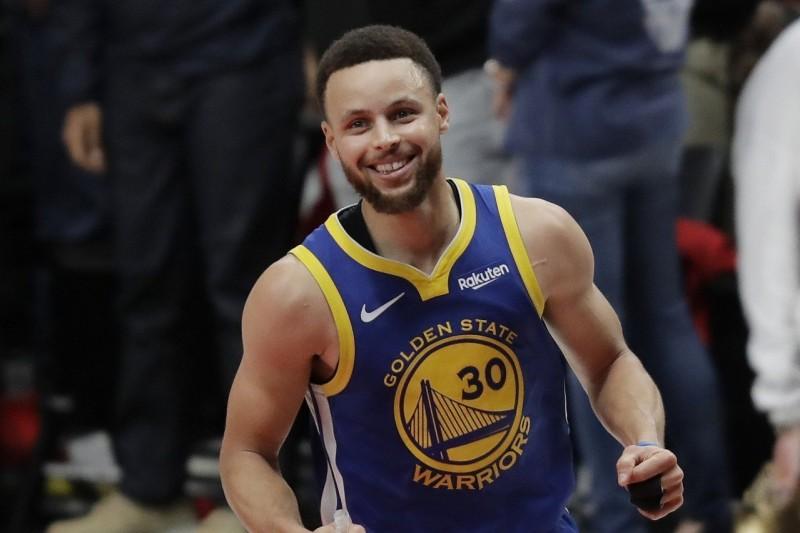 NBA/第四節失手 柯瑞終結連81罰命中紀錄