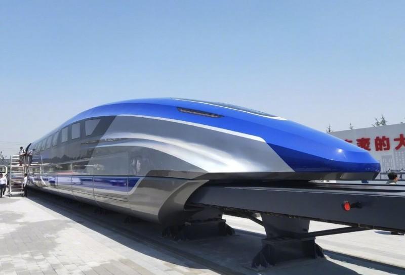 陸磁浮列車速度大突破!樹大招風…恐變第2個華為?