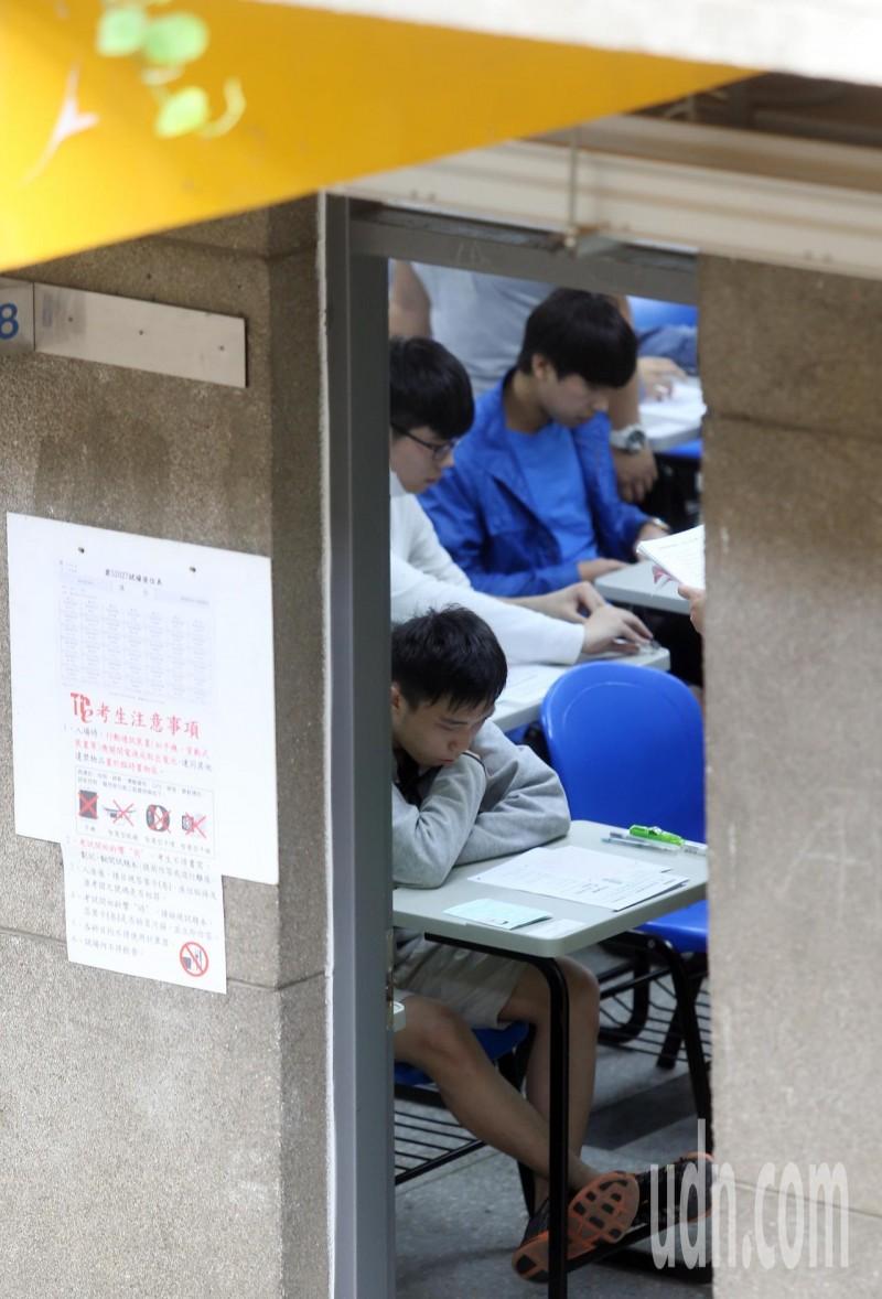 四技二專統測成績上網 甄選入學、登記分發時程一次看
