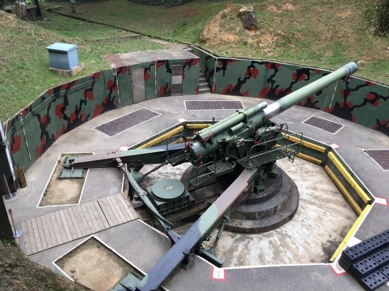 神祕景點僅限台灣人參觀! 揭開馬祖240巨砲面紗