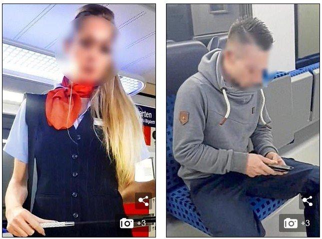 深夜偷上無人列車 德國鐵路女職員穿制服拍AV遭解僱