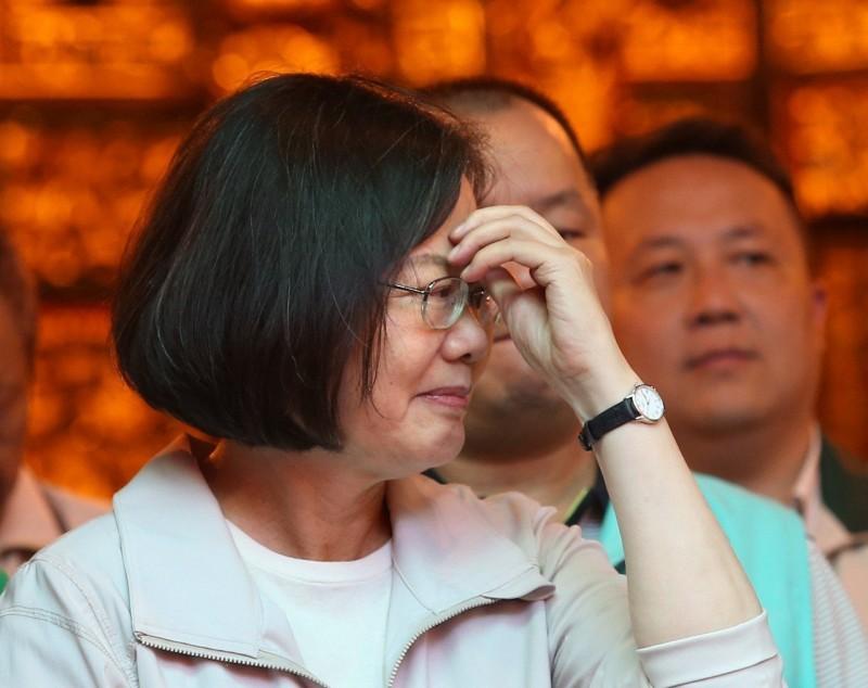 蔡英文稱民進黨民主機制完備 孫大千:不臉紅心虛嗎?
