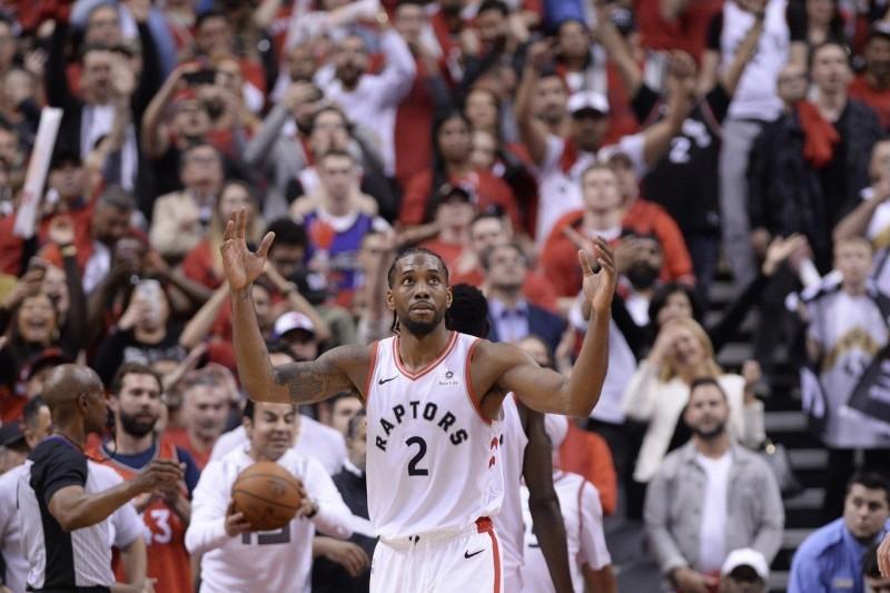NBA/分區決賽先輸二逆轉 暴龍挑戰史上第6次