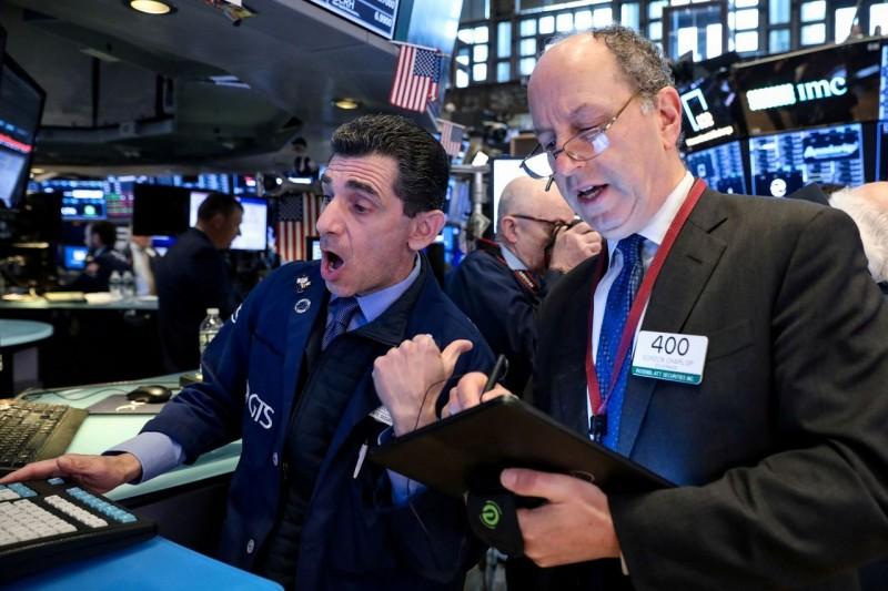 道瓊工業指數已連跌五周 從美債行情來看恐怕還有得跌