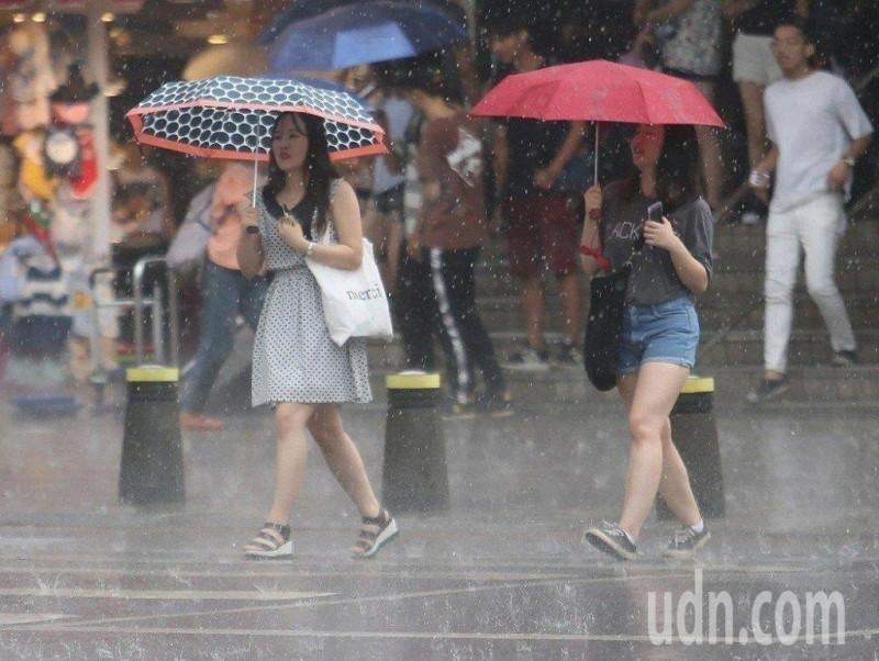 今最後一天穩定天氣!鋒面周一接近周二起全台有雨