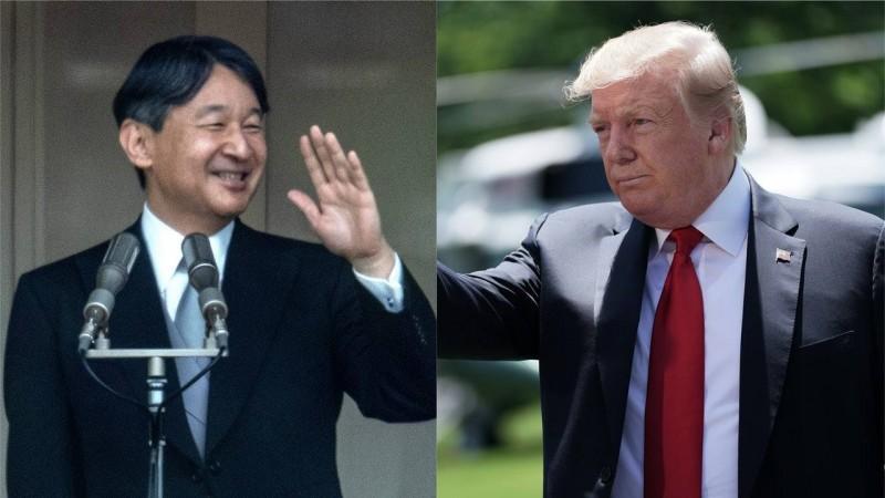覲見日本天皇有何規矩 美國歷任總統都有煩惱