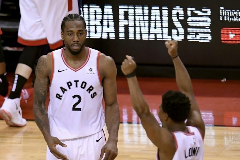 NBA/雷納德27分領軍 暴龍隊史首闖總冠軍賽