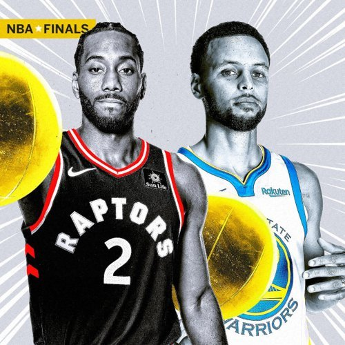 NBA/勇士戰暴龍全新組合 總冠軍賽賽程公佈