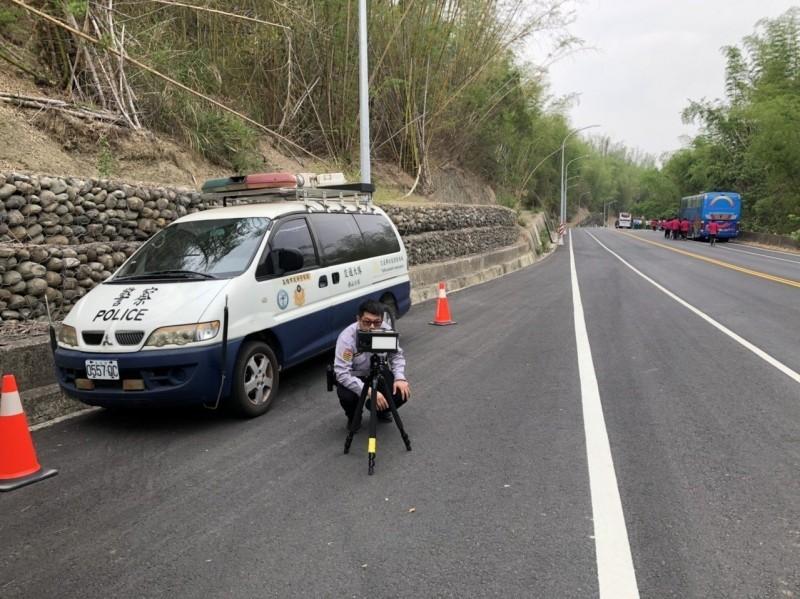 超速16公里告贏撤單 員警「站這裡」竟錯了