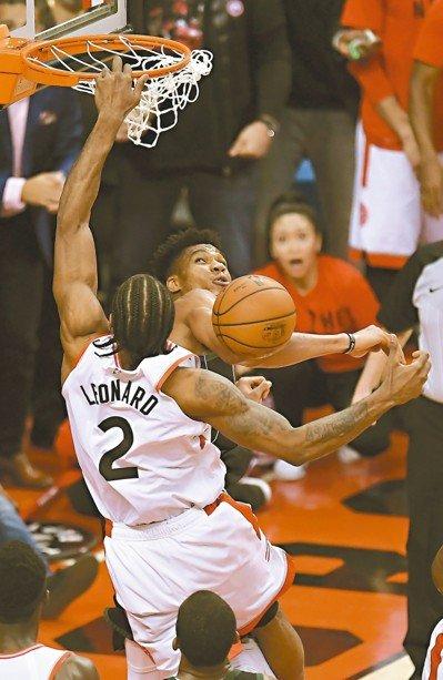 NBA/雷納德「神」降臨 暴龍:很高興他在多倫多