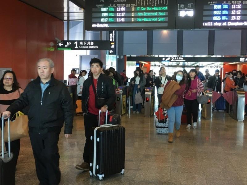 高鐵雲林站確定增班 7月起每周加開7班次