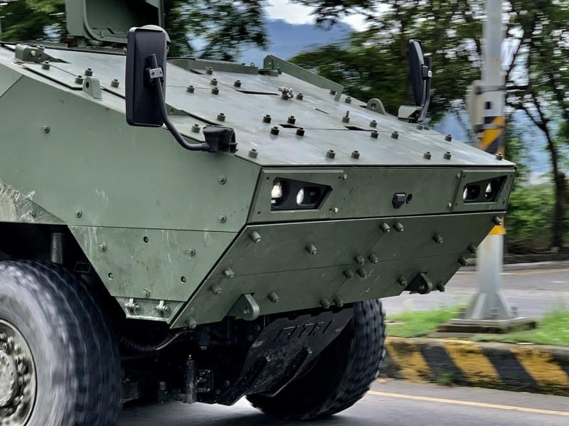 搶先直擊/雲豹裝甲車二代再進化首度曝光