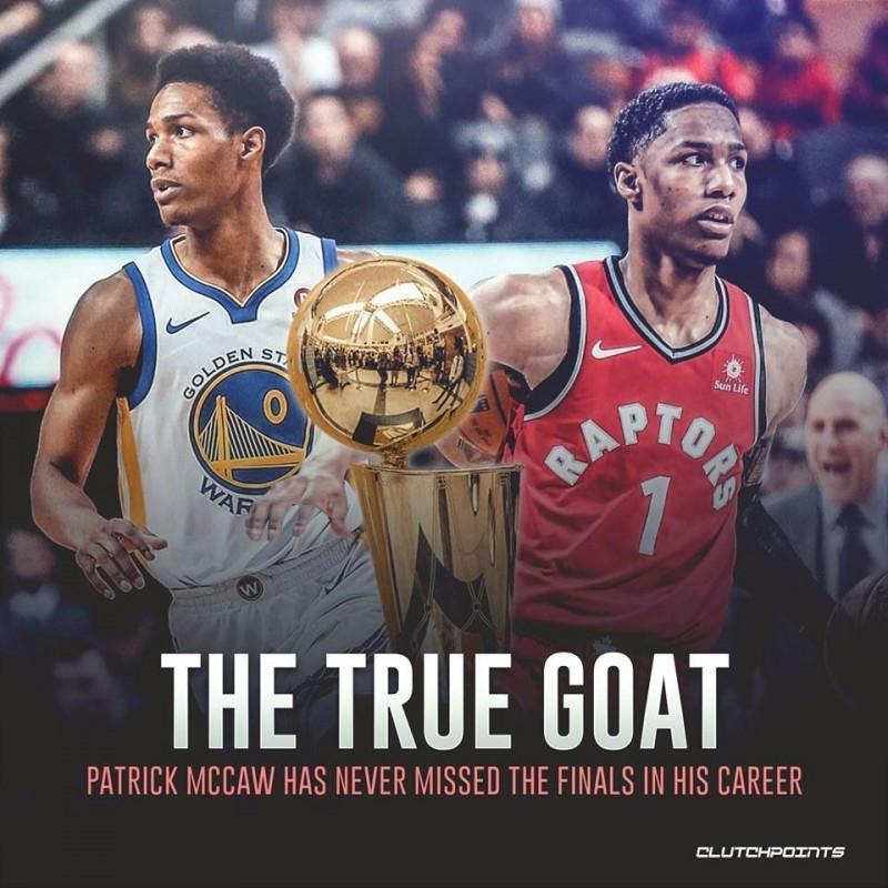 NBA/麥考連3連打總冠軍賽 勇士前隊友喊瘋狂