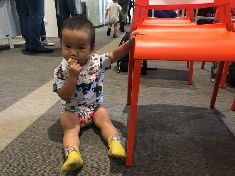 台灣寶寶紙尿布1天可疊155座101 布尿布協會成立了