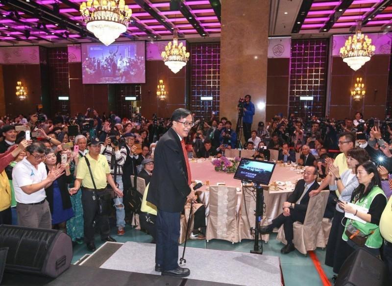 陳水扁提醒民進黨:大輸地方選舉 總統大選一定失利
