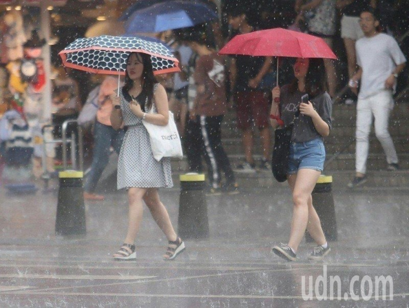 梅雨季第四道鋒面南移 中南部防大雨