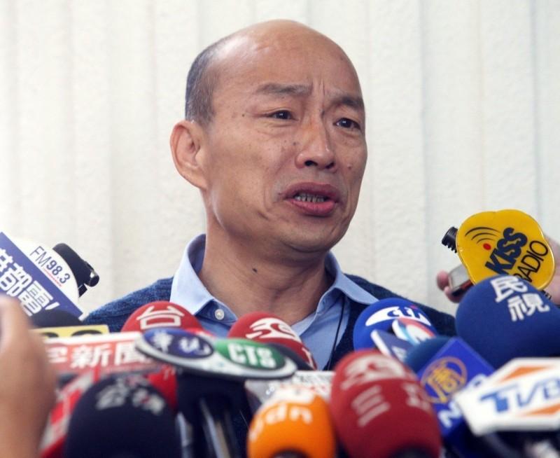 再過兩天是韓國瑜生死鬥?他推測凱道會師是招險棋