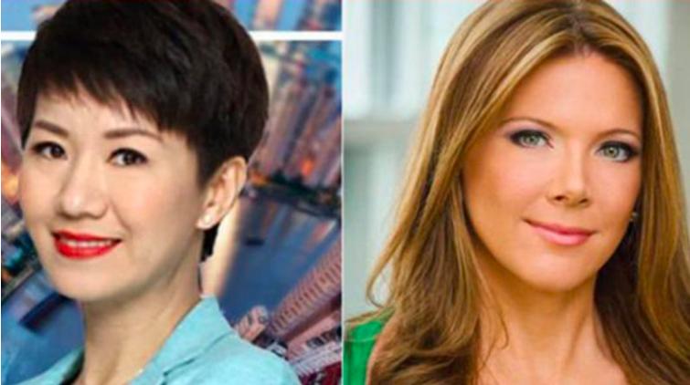 美中女主播辯論大戰 央視又說不能直播了