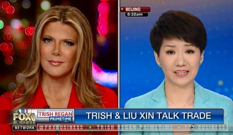 美中女主播隔空辯論 劉欣回批:我不是共產黨員