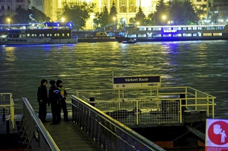 影/匈牙利多瑙河觀光翻覆 南韓團34人已知7死20失蹤