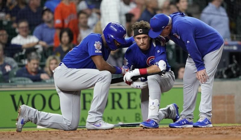 MLB/界外球直擊4歲球迷 小熊外野手當場爆淚