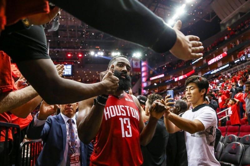 NBA/只留哈登重建? 火箭恐掀換人潮
