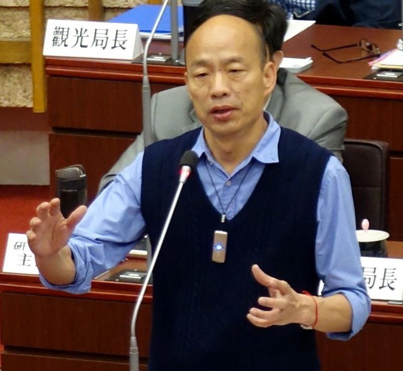 高雄市府將調整人事 韓國瑜撇「忠臣名單」