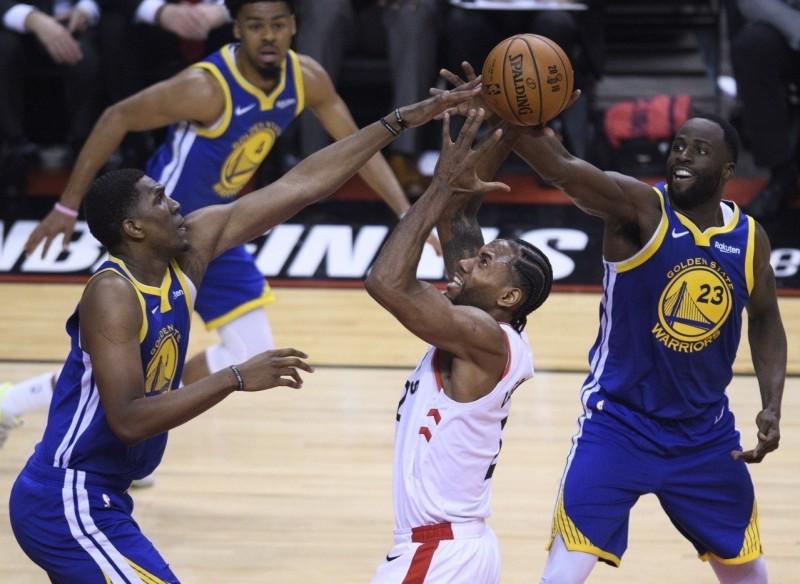 NBA/隊史首場冠軍賽就贏球 暴龍成史上第四隊