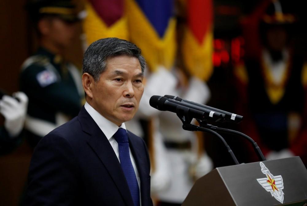 北韓兩次試射 南韓防長:同一種類短程飛彈