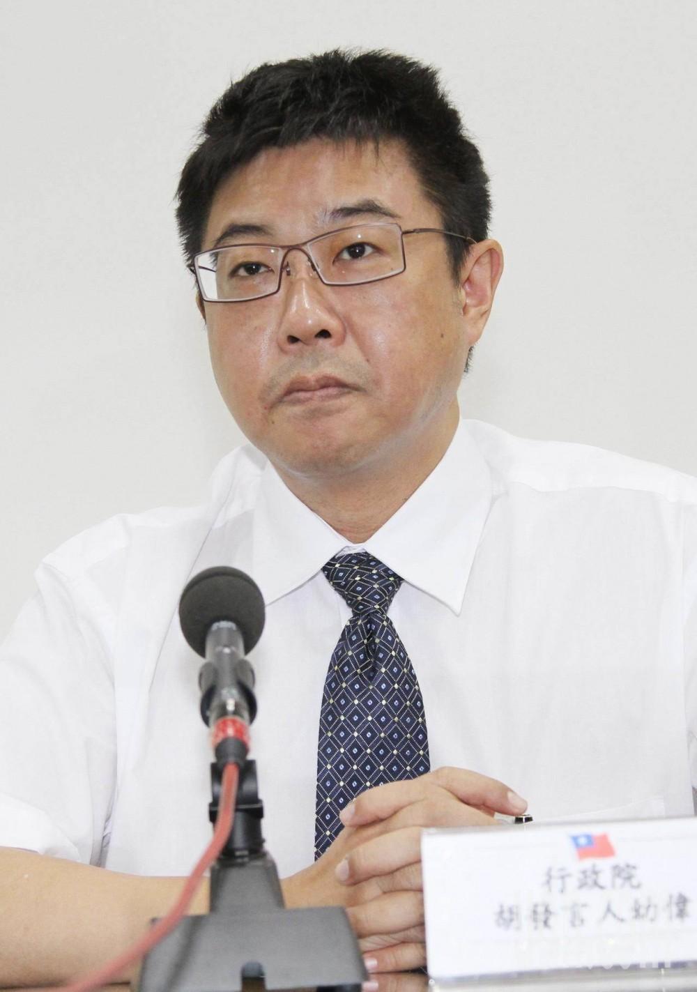 胡幼偉:昨造勢是韓「陸戰閱兵」其他人無法再辦造勢了