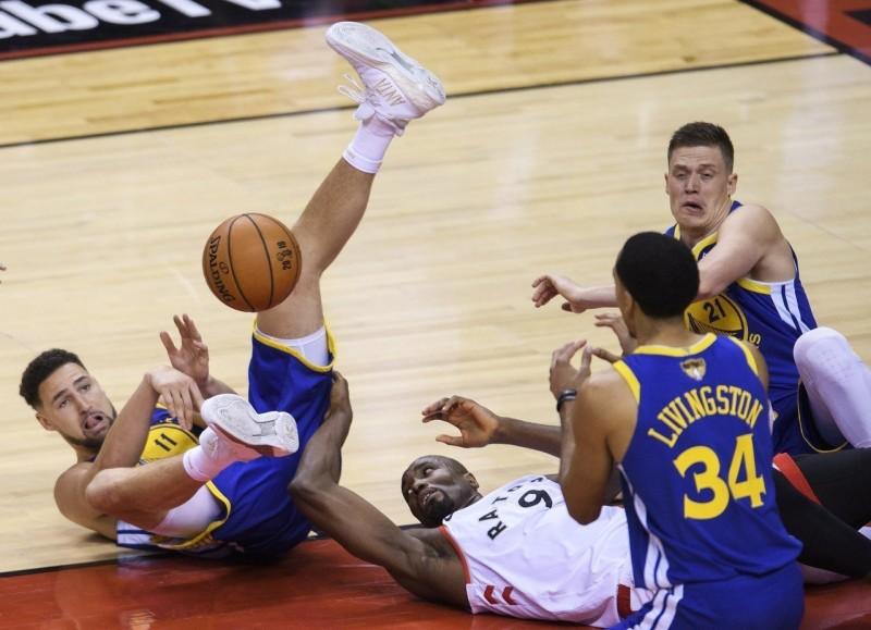 NBA/首戰出師不利 湯普森:會像冠軍作出回應