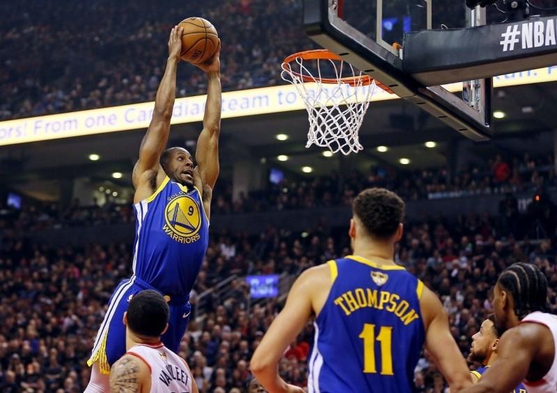 NBA/勇士背負輸不得壓力 伊古達拉:就像美國男籃