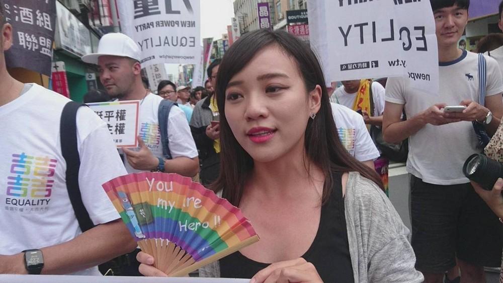 韓國瑜凱道宣示 黃捷質疑:上班忙選舉哪來承擔