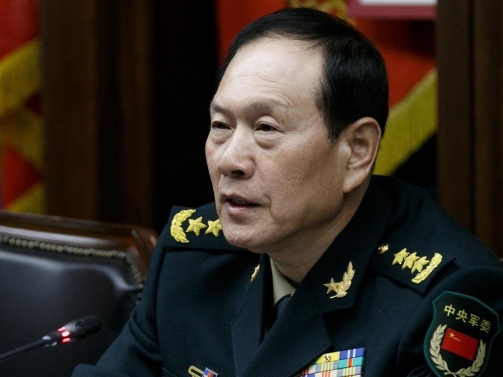 中共防長魏鳳和:如果有人敢分裂台灣 解放軍不惜一戰