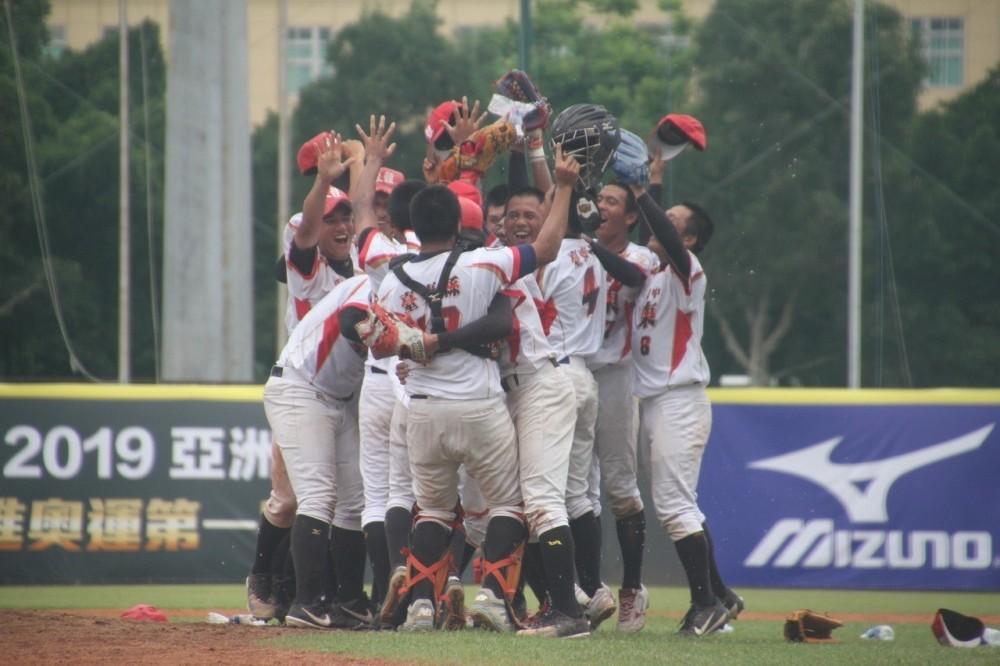 玉山盃/台東縣擊退衛冕軍 奪季軍創近14年來最佳