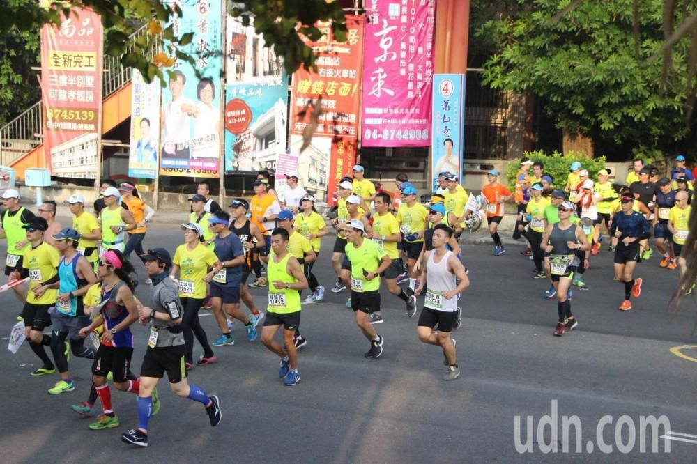 最難中籤「田中馬」 今年釋出40名公益跑者免抽籤