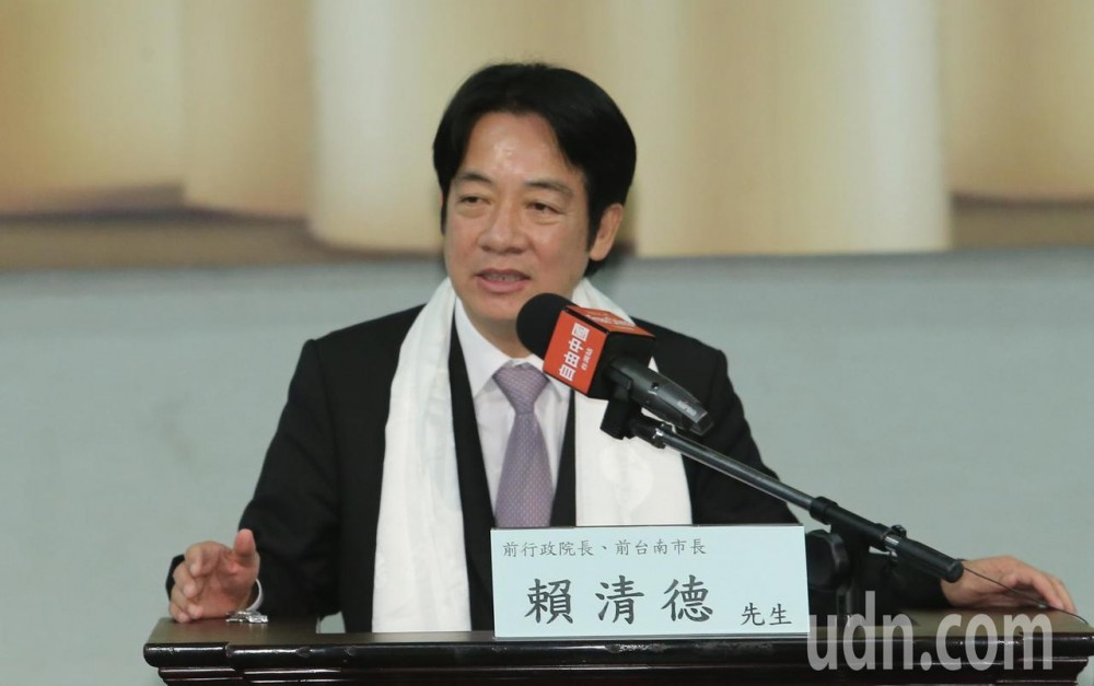 六四30周年 賴清德:台灣民主是中國的一盞明燈