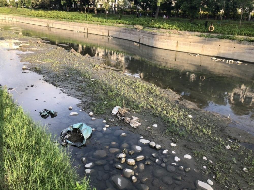 豐原划龍舟喊停 運動局:水量不足沒緩衝帶有安全疑慮