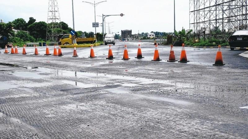 台76埔心交流道至員林外環道路段 6月底完工