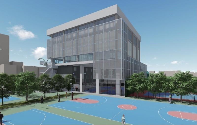 台中游泳訓練中心動土 運動局:大巨蛋已開始規劃設計