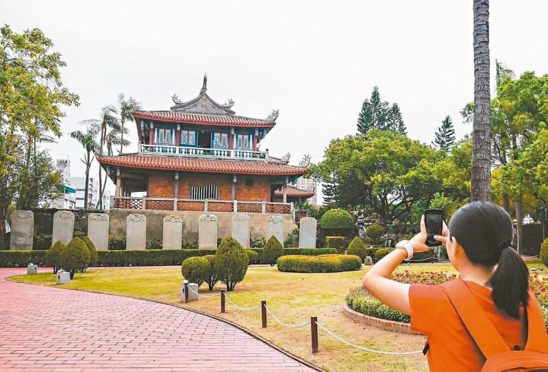 使用者付費 台南市民看古蹟擬收費