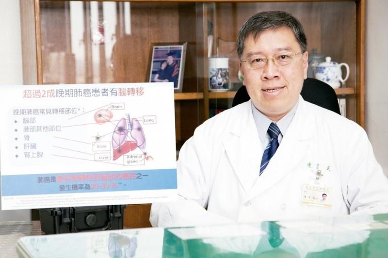 台北榮總/電腦斷層 篩出早期肺癌