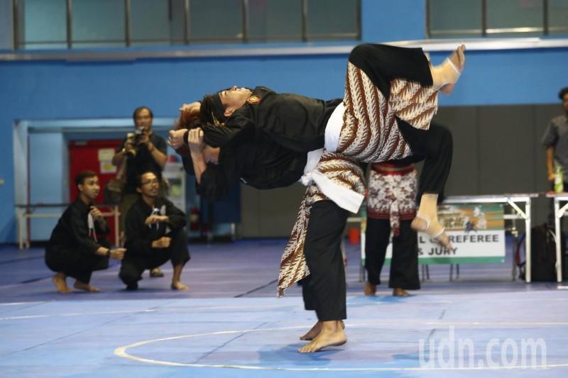 印尼武術大賽開幕 柯文哲盼促進伊斯蘭文化交流