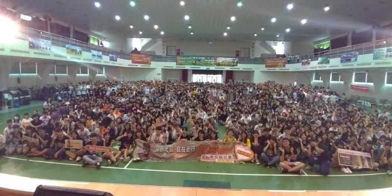 「原來這麼難受」台南1812學生一起餓12小時