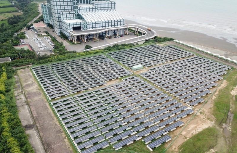 綠電變黃金 竹市太陽能發電租金收入逾5百萬