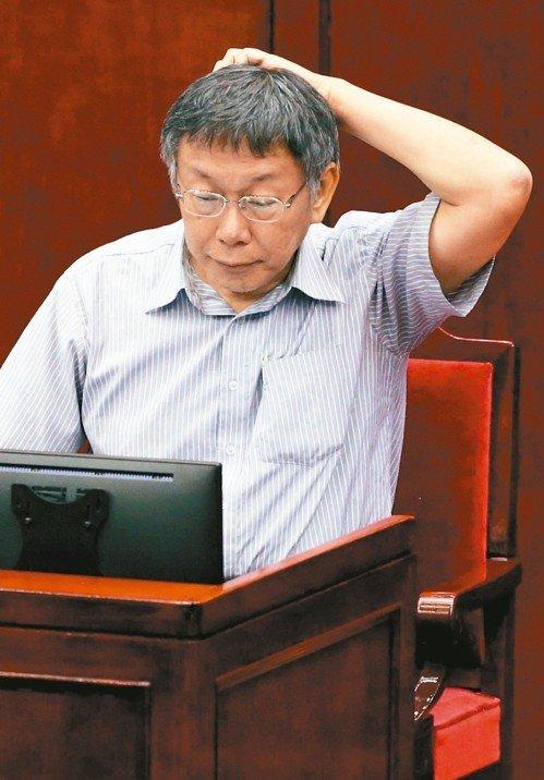 藍版敬老金自治條例若過關 台北市府擬覆議